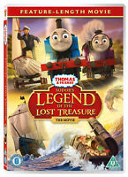 Thomas & Friends - Sodors Legend Of The Lost Treasure Nuevo DVD (HIT41695)