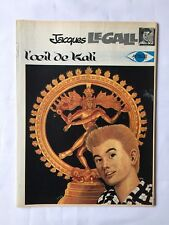 BD - Supplement Spirou Jacques Le Gall L Oeil de Kali / TACQ / FRANQUIN