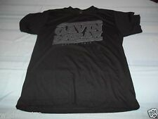 Gavin DeGraw Spring 2014 Tour double-sided black T-Shirt Size L