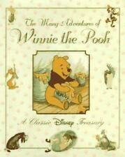 Classic Disney Treasury: The Many Adventures of Winnie the Pooh