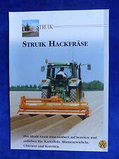 Struik Holland - Hackfräse 2RF 4RF - Prospekt Brochure  (0725