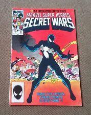 1984 Marvel Super Heroes Secret Wars #8 Black Suit Venom Alien Symbiote