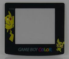 Game Boy Color (GBC) Screen Protector (Lens)- Pokemon/Pikachu Silver/Gold [2C]