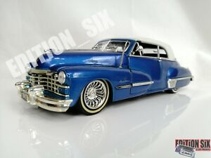 Jada Toys 1:24 Street Low CADILLAC SERIES 62 classic american car
