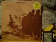 MASSACRE Killing Time 2xLP/'81/OG LP+8/Fred Frith/Material/Avant-Jazz-Punk-Noise