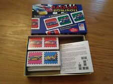 Race Car Dominoes Matching Game, 100% Complete, Ages 3-8