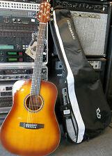 Crafter Lite DSP VTG acoustic guitar & gigbag brand new. Professionally setup.