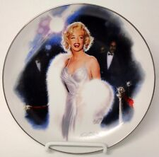 Marilyn Monroe Opening Night 2nd Issue Delphi Notarile Collector Plate