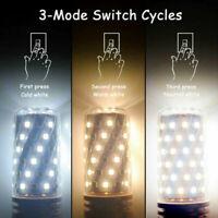 E14 E27 12W Ampoule LED 8235 SMD Corn Light Dimmable Ampoule ProjecteurLampe