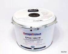Garagenbeschichtung Epoxidharz Lichtgrau, beständig gegen Benzin, Öl, Tausalze