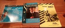 Hamlet Folger Library + Audiobook + Cliffs Notes Well Trained Mind