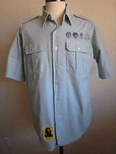 DSCP Garrison Collection Santa Cruz Bolivia Che Guevara Military Shirt Size XL