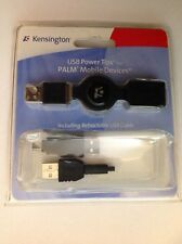 USB Retractable Power Cable for MULTIPLE PALM models by Kensington Retail Pack
