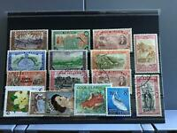 Cook Islands  mounted mint and used   stamps  R24724