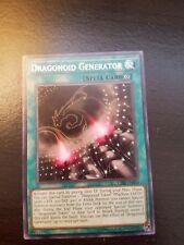 Rare 1st Edition NM Circuit Break 8x Dragonoid Generator CIBR-EN054