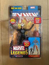 marvel legends Toybiz Havok Giant Man BAF Series Carded