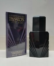 Passion Cologne by Elizabeth Taylor 4 oz Cologne Spray for Men New in Box