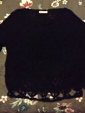 Mooloola Size M/L, Black Sweater