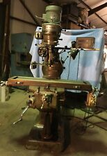 Crown Vertical Milling Machine