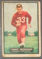 1951 TOPPS MAGIC #1 JIMMY MONAHAN