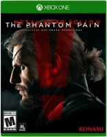 NEW Metal Gear Solid V: The Phantom Pain (Microsoft Xbox One, 2015) sealed