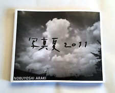 NOBUYOSHI ARAKI Shamanatsu 2011 JAPAN PHOTO BOOK LIMITED EDITION 700 copies
