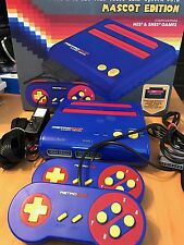 NES SNES Retro Duo Retro-Bit 2-in-1 Entertainment System FC Game Console Mascot