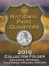 National Parks Quarters $1 Single Year Folder by Whitman Publishing Staff...