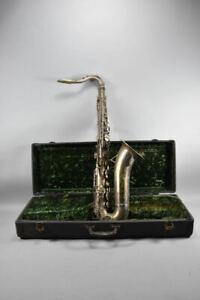 g80l10- Saxophon G. Leblanc Paris mit Koffer