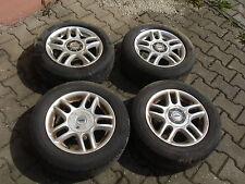 "14"" Sommerräder Alufelgen SATZ KBA43565 185/60R14 Tyre Wheel Mazda MX-5 MX 5"