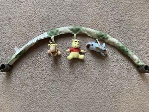 Disney Pack N Play Clip On Toy