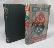 Roald Dahl Kiss Kiss 1960 1st UK edition 1/1 HARDBACK W/ JACKET