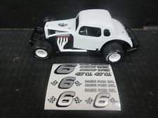 # 6 Maynard Troyer Coupe Modified 1/25th scale Die-Cast donor kit