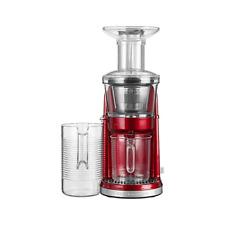 KitchenAid 5KVJ0111BCA Artisan Maximum Extraction Juicer - Candy Apple