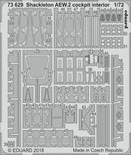 Eduard Accessories 73629 - 1:72 Shackleton aew.2 cokpit interior F. airfi-nuevo