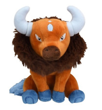 Pokemon Plush doll Pokémon fit  Tauros Japan Pocket Monster New anime