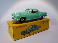 "Coupé Borgward ""Isabella""  réf. 549 au 1/43 de dinky toys atlas / DeAgostini"