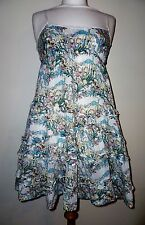 Warehouse baby doll dress size 10/12 floral