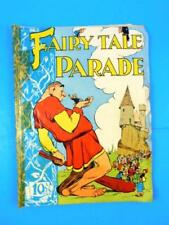 Fairytale Parade 1st Edition #1 Golden Age Comic Book VG