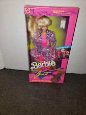 VINTAGE 1989 BARBIE AND THE BEAT DOLL WITH CASSETTE #2751