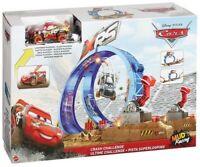Disney / Pixar Cars Cars 3 XRS Mud Racing Crash Callenge Playset - New Boxed
