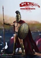 BY-ART BY-G01 300 Warriors King of SPARTA with 2 Heads 1/12 Action FIGURE