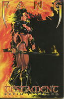 FANG TPB by KEVIN J TAYLOR 1st Print Sirius 2000 Out of Print Linsner