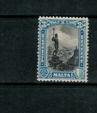 Malta SG207, 1930, KGV, MLH