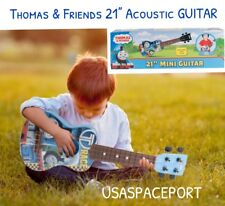Kids Musical Thomas & Friends Trains My First Beginner 21� Acoustic Mini Guitar