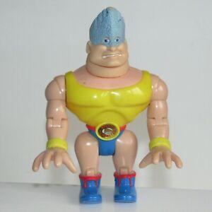 Disney Pixar 2002 Toy Story Rocky Gibraltar Wrestler Vintage Hasbro Rare Figure