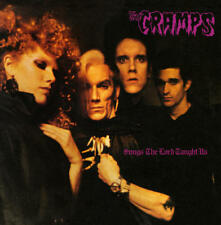 The Cramps - Songs The Lord Taught Us 200G LP REISSUE NEW LIMITED EDITION
