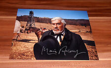 Mario Adorf *Winnetou, Blechtrommel*, original signiertes Foto 20x25 cm (8x10)