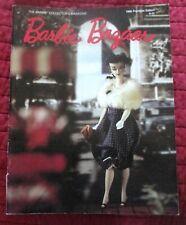 Barbie Bazaar Collectors Magazine – 1988 Premiere Edition - Rare!