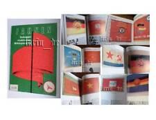DDR libro/catalogo su bandiera N: sed KPD FDJ NVA RFB polizia (Book over Flag)